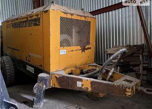 HUBA HBT 60.13.90S bomba de hormigón estacionaria