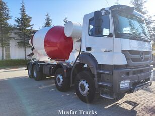 MERCEDES-BENZ 2014 MODEL AXOR 4140  camión hormigonera