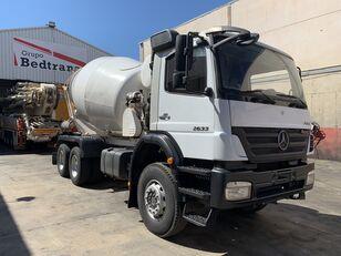 Cifa  en el chasis MERCEDES-BENZ axor 2633  camión hormigonera