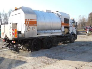 Strassmayr L 6x2  distribuidor de asfalto