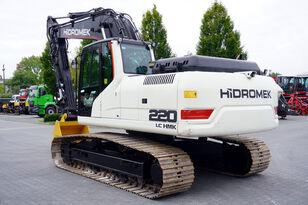 HIDROMEK  CRAWLER EXCAVATOR HIDROMEK HMK220LC-4 / 23t excavadora de cadenas