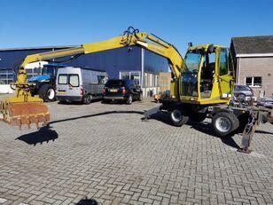 LANZ FB3000 excavadora de ruedas