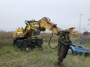 ATLAS 1304 excavadora rail
