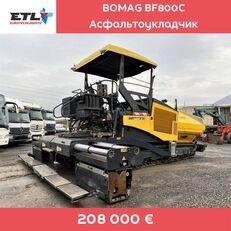 BOMAG BF800C extendedora de cadenas