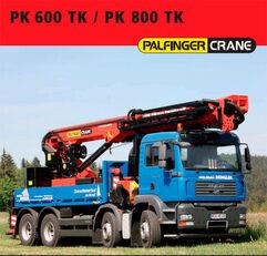 PALFINGER PK 800 TK grúa móvil