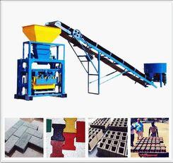 ITK CHINA 10000 máquina para fabricar bloques de hormigón nueva