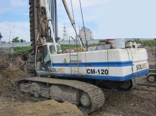 SOILMEC CM 120 máquina perforadora