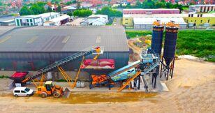 FABO TURBOMIX 100 Mobiles Centrales À Béton planta de hormigón nueva