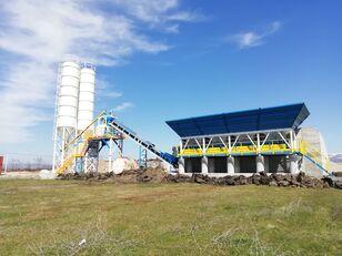 PROMAX Kompakte Betonmischanlage  PROMAX C60-SNG-LINE (60m³/h) planta de hormigón nueva
