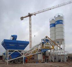 PROMAX Mobile Concrete Batching Plant M120-TWN planta de hormigón nueva
