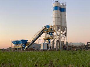 PROMAX S130-TWN (130m3/h) planta de hormigón nueva
