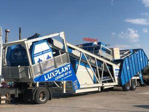 Plusmix 60m³/ Hour Mobile Concrete Plant - BETONYY ZAVOD planta de hormigón nueva