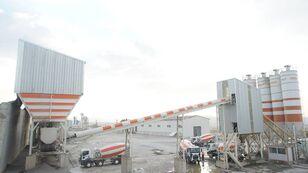 SEMIX 240 СТАЦИОНАРНЫЕ БЕТОННЫЕ ЗАВОДЫ planta de hormigón nueva