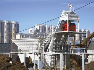 SEMIX Compact 30 COMPACT CONCRETE BATCHING PLANTS 30m³/h planta de hormigón nueva
