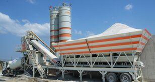SEMIX MOBILE CONCRETE BATCHING PLANTS 100 S4 planta de hormigón nueva