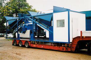 SUMAB Mobile K-80. EASY TO TRANSPORT! planta de hormigón nueva