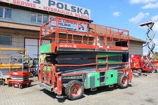 SKYJACK SJ 9250 - 17 m (Haulotte H18SX, Genie GS 5390 RT, JLG 500 RTS plataforma de tijera