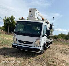 RENAULT plataforma sobre camión