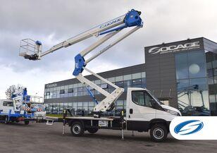 Socage ForSte 24D Speed plataforma sobre camión nueva
