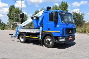 Socage T318 на шасси МАЗ-4371N2 (в наличии) plataforma sobre camión nueva