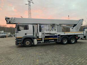 WUMAG WT530 podnośnik koszowy plataforma sobre camión