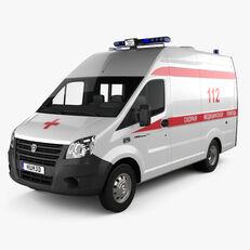 GAZ B TYPE GAZelle NEXT AMBULANCE WİTH FULL EQUİPMENT ambulancia nueva