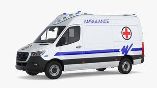 MERCEDES-BENZ SPRİNTER AMBULANCE A TYPE ambulancia