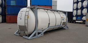 KLAESER Танк-контейнер 20 футовый 26 м. куб. contenedor cisterna 20 pies